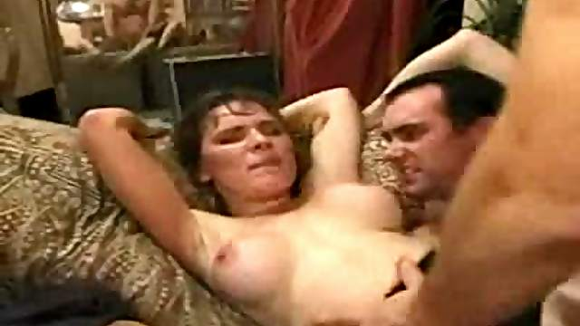 Hairy pussy milf is a hot squirter