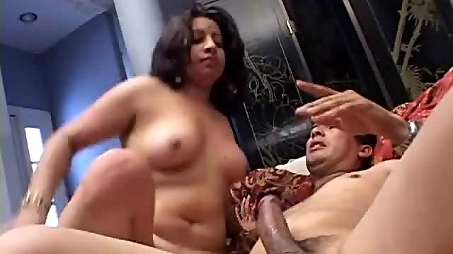 Shaved pussy Indian is a horny slut for sex