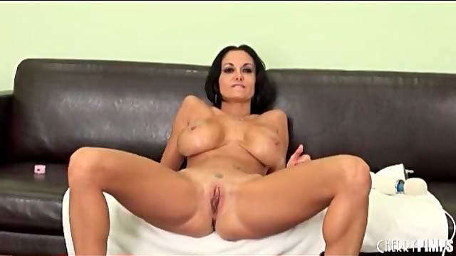 Milf Ava Addams swings her big tits around