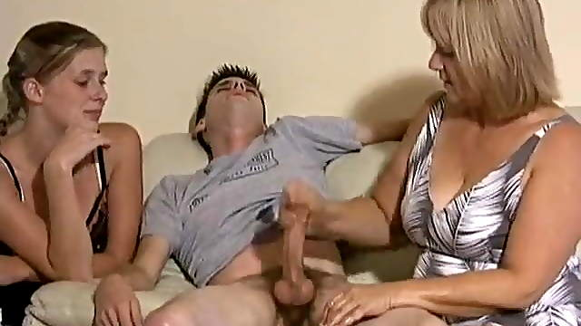 Mature and novice swingers