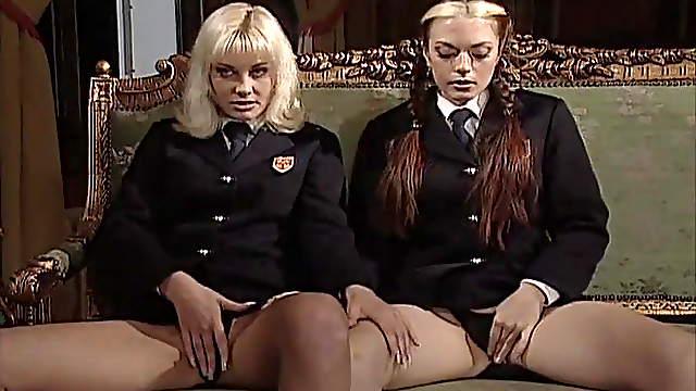 Depraved girls for the boss