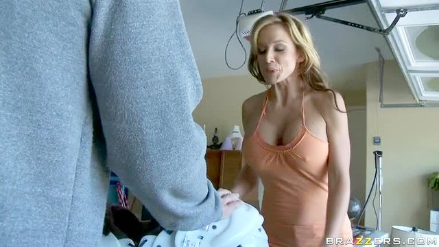 Neighbor fucks hot blonde