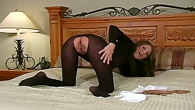 Sexy pantyhose JOI with Jenni Lee