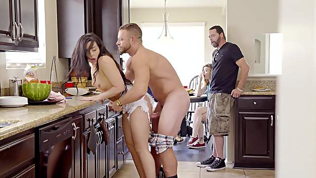 Whitney Wright sure loves fucking in front of everybody