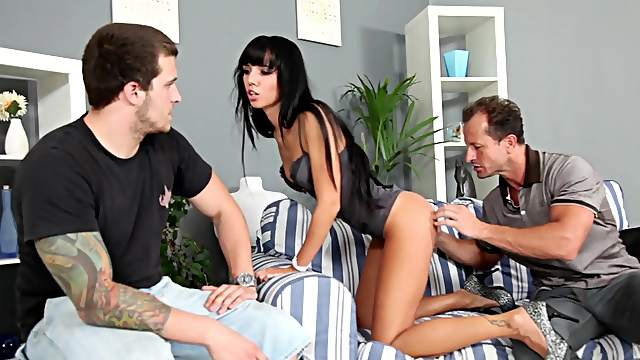 Watch Gina Devine getting hard nailed